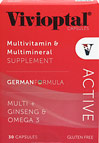 Multivitamin & Multimineral Supplement - Active