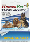 Travel Anxiety For Pets
