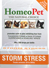 Storm Stress For Pets