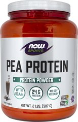 Pea Protein Dutch Chocolate