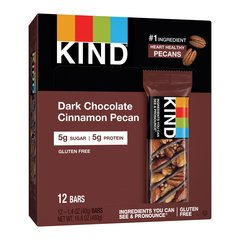 Kind Dark Chocolate Cinnamon Pecan