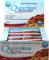 Quest Protein Bar Peanut Butter & Jelly
