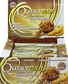 Quest Protein Bar Banana Nut Muffin