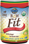 Organic Raw Fit Protein Marley Coffee