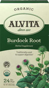 Organic Burdock Root Tea