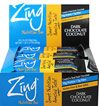 Dark Chocolate Coconut Zing Bar