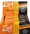 Dark Chocolate Peanut Butter Zing Bar
