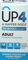 UP4 Adult Probiotics with DDS®-1