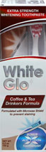 Coffee & Tea Drinkers Whitening Toothpaste