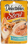 Tuna & Whitefish Lickable Cat Treat