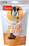 Chicken Flavored Multi Vitamin Soft Chews for Dogs