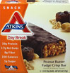 Atkins Day Break Peanut Butter Fudge Crisp Bar