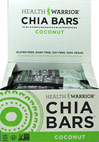 Coconut Chia Bars