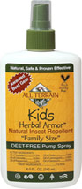 Kids Herbal Armor Natural Insect Repellant