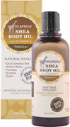 Vanilla Shea Body Oil with Vitamin E