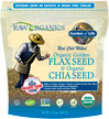 Organic Golden Flaxseed plus Organic Chia Seed