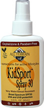 Kidsport Sunscreen Spray SPF 30