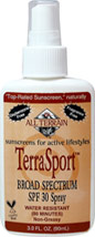 Terrasport Sunscreen Spray SPF 30