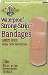Waterproof Strong Strip Bandages