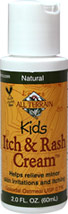 Kids Itch and Rash Cream
