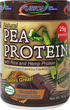 Natural Pea Protein Chocolate Peanut Butter