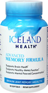 Advanced Memory Formula with Omega and Phosphatidylserine