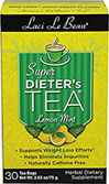 Super Dieter's Lemon Mint Tea