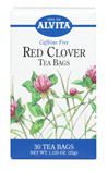 Red Clover Tea <p><strong>From the Manufacturer's Label: </strong></p><p>Among the largest of the various clover species, Red Clover has a celebrated reputation for it's health properties. This Caffeine Free Red Clover tea has a delicate flavor that can be brewed and served hot or cold and sweetened with honey. This can also be mixed with Chamomile tea.</p> 30 Tea Bags  $4.49
