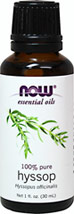 100% Pure Hyssop Essential Oil