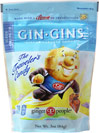 Gin Gins Super Strength Ginger Caramel Candy