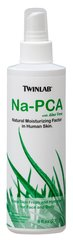 Na-PCA with Aloe Vera  <p><b>From the Manufacturer's Label:</b></p> <p>Twinlab Na-PCA with Aloe Vera is a Ph-Balanced, concentrated solution of the sodium salt of Pyrrolidone Carboxylic Acid, a natural moisturizing factor found in human skin.  Na-PCA is synthesized from Glutamic Acid, a nonessential amino acid.</p> <p>The skin contains natural moisturizers, the most important being Na-PCA. Old skin contains only about half the amount of Na-PCA as tha