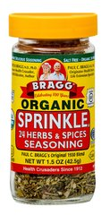 Organic 24 Herbs & Spices Seasoning