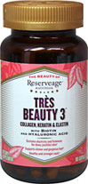 Tres Beauty Collagen, Keratin, Elastin