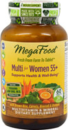 Women Over 55™ Whole Food Multivitamin & Mineral Supplement