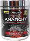 Anarchy Pre-Workout Fruit Punch