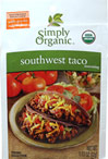 Organic Southwest Taco Seasoning