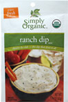 Organic Ranch Dip Mix