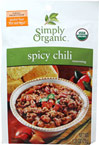 Organic Spicy Chili Seasoning