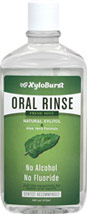 Fresh Mint and Aloe Vera Xylitol Oral Rinse