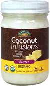 Organic Coconut Infusions Butter