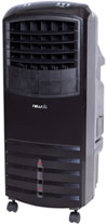 Black Portable Evaporative Cooler