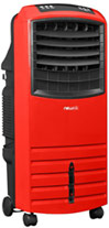 Red Portable Evaporative Cooler