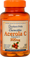 Chewable Acerola Vitamin C