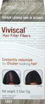 Hair Filler Fibers - Grey