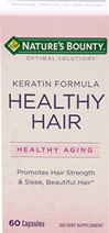 Healthy Hair Keratin Formula
