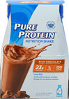 Pure Protein Rich Chocolate Shake