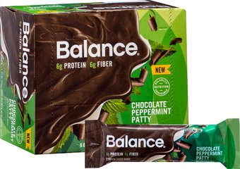 Chocolate Peppermint Patty Balance Bar