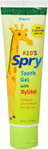 Spry Kid's Xylitol Tooth Gel