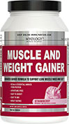 Muscle & Weight Gainer Strawberry