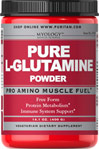 Pure L-Glutamine Powder 4500 mg <p>Supports protein metabolism.**</p> <p>Immune system support.**</p> <p>Pro amino muscle fuel.**</p> <p>Free form.</p>  <p>Pure L-Glutamine Powder is popular with bodybuilders because it provides fuel for workouts and supports protein metabolism.** Glutamine is a crucial component of muscle cells and may promote replenishment of muscle glycogen stores after exercise when combined with carbohydrates.** This fre